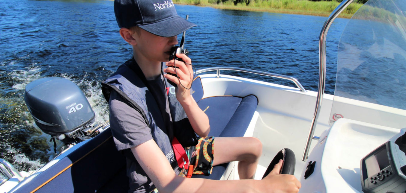 VHF/SRC Kurs
