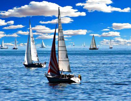 Praktisk seilbåtkurs