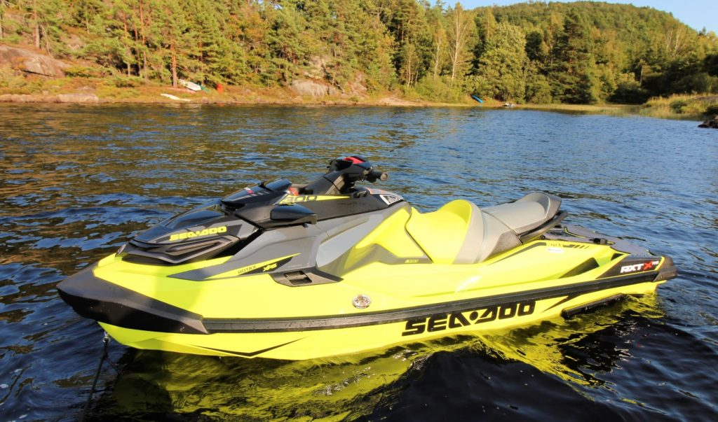 SeaDoo RXT-X 300 RS